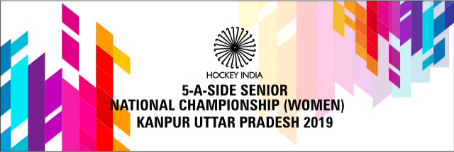 4th Hockey India 5-a-side Senior National Championship 2019 (Women)